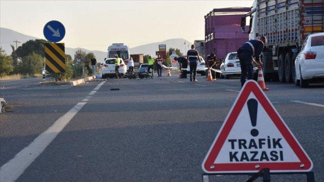 Bayram tatilinin ilk gününde kaza bilançosu: 10 ölü, 130 yaralı