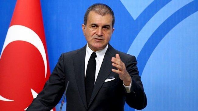 Ömer Çelik: Suriyeliler güvenli bölge kurulunca dönüş yapacak