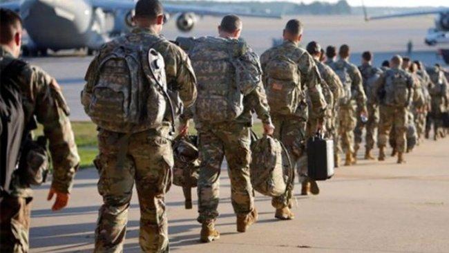 ABD'li askerler Güvenli Bölge için Urfa'da