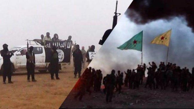 IŞİD'den DSG'ye savaş tehdidi