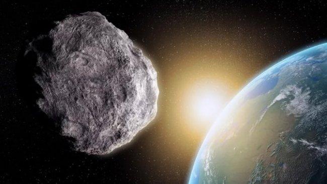 NASA: Asteroid dünyaya yaklaşıyor