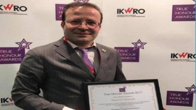 İran Kürt yazar Kamîl Ehmedî'yi tutukladı
