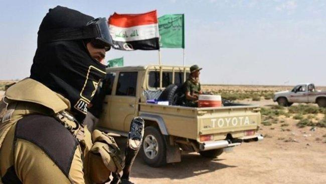 IŞİD'den Haşdi Şabi'ye saldırı: 1 ölü