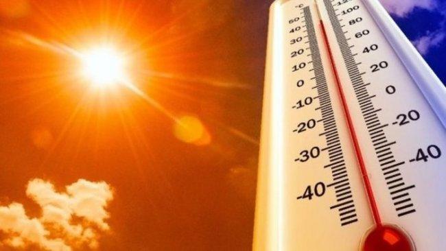 Kürt illerine sıcak hava uyarısı