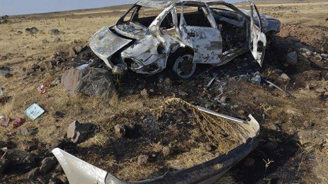 Urfa'da otomobil şarampole devrildi: 7 yaralı
