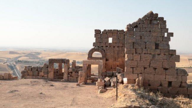 Zerzevan Kalesi UNESCO yolunda