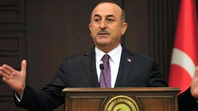 Çavuşoğlu'dan güvenli bölge açıklaması: Trump'ın sözü var