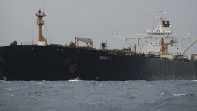 Cebelitarık'ta tutulan İran tankeri serbest bırakıldı