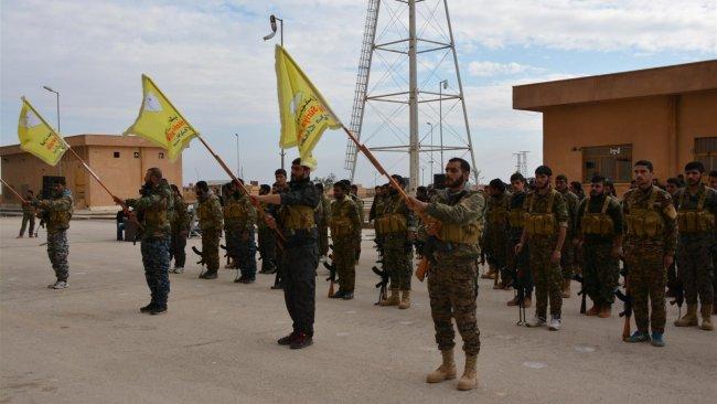 DSG: Türkiye'nin Rojava hava sahasına girmesine müsaade etmeyeceğiz