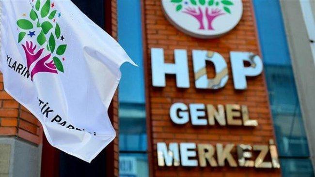 HDP: Kürtçe çalışmalar engellenmek mi isteniyor?