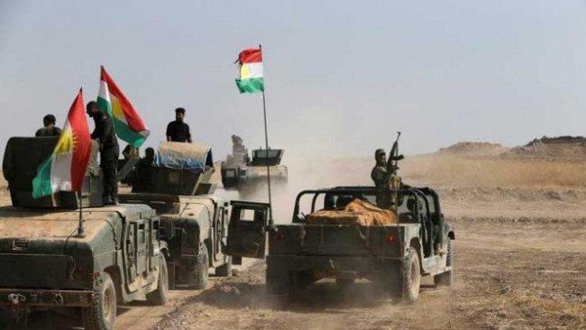 IŞİD saldırdı, Peşmerge püskürttü