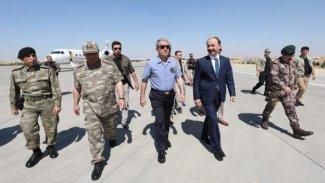 Urfa'da 'güvenli bölge' hareketliliği