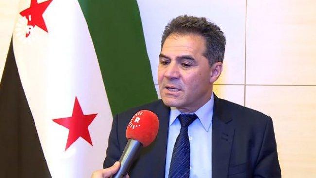 Kürtlere hakaret eden Suriyeli muhalefet liderine yanıt geldi