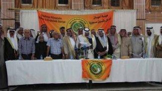 Arap aşiretlerden Şam'a MSD çağrısı: Diyalog kurun