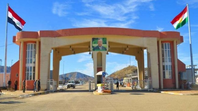 İran ile Kürdistan arasındaki sınır kapılarına uluslararası statü kararı