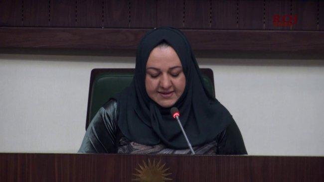 Parlamento Başkanı'ndan Başbakan Barzani'nin çağrısına yanıt