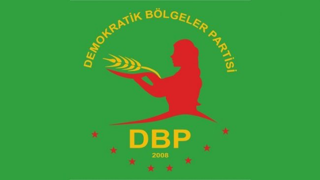DBP: Operasyonların amacı Kürt siyasetini tasfiye etmek