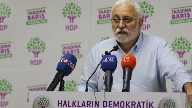 HDP'den büyükşehir belediyelerine atan kayyumlara ilk tepki