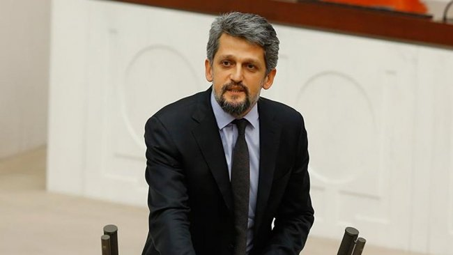 HDP'li Paylan: Sustukça sıra Ankara'ya da, İstanbul'a da gelir