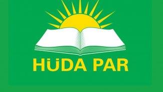 HÜDA PAR'dan kayyum açıklaması: Hukuki değildir