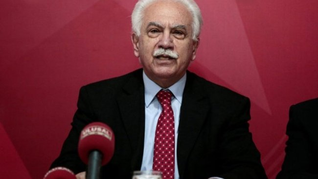 Perinçek'ten kayyum açıklaması: HDP kapatılmalı