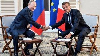 Putin: Suriye ordusunun İdlib'teki çabalarını destekliyoruz