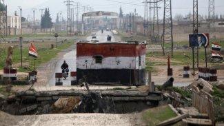 Şam Yönetimi: Türkiye Han Şeyhun'a silah taşıyor