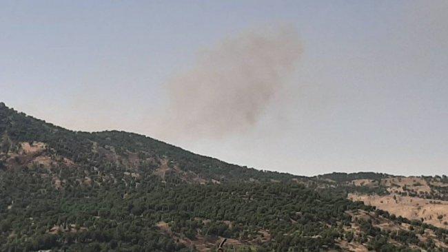 TSK Süleymaniye'ye bağlı köyleri bombaladı: Yaralılar var