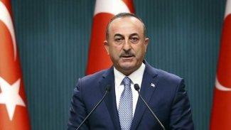 Çavuşoğlu: Suriye'de rejim ateşle oynamasın
