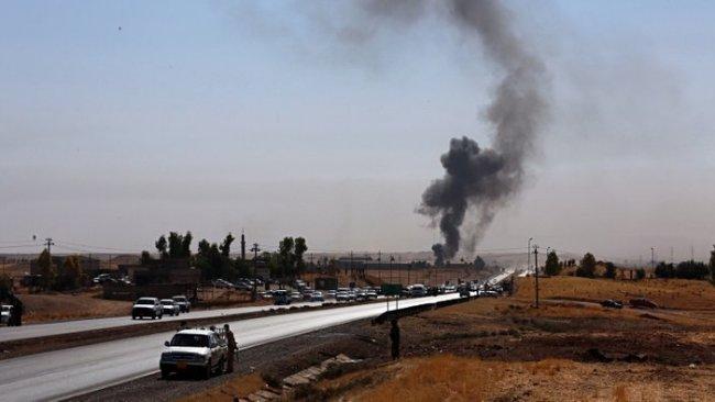 Haşdi Şabi'ye ait silah deposunda patlama