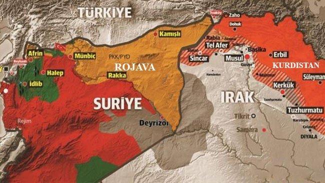 Türkiye'den Güney Kürdistan için de güvenli bölge talebi