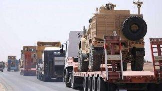 ABD'den Rojava'ya askeri sevkıyat