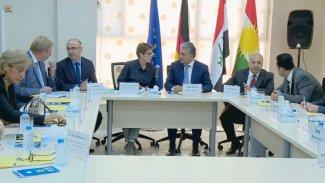 Almanya, Peşmerge Güçleri'ne destek vermeye devam edecek
