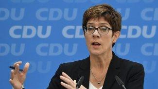 Almanya'dan 'güvenli bölge' açıklaması