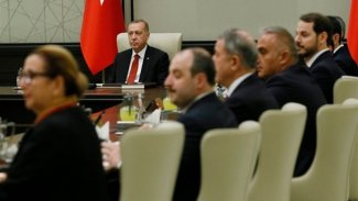 Erdoğan kabineyi topluyor...Gündemde kayyumlar da var!