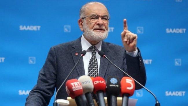 Karamollaoğlu: Osman Öcalan'ı ekrana çıkaran TRT'ye de kayyum atanacak mı?
