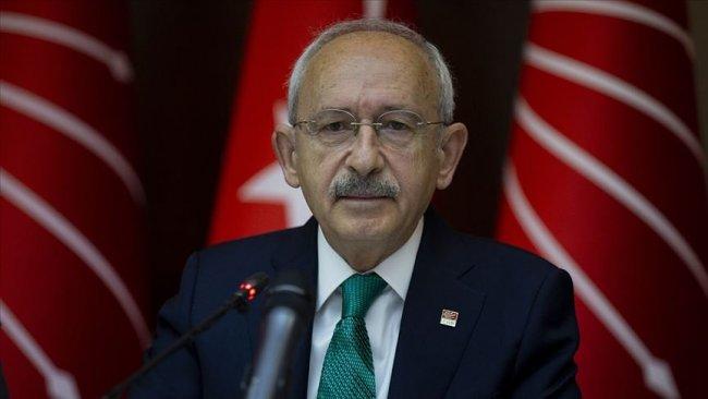 Kılıçdaroğlu: Sokağa çıkmak, protesto etmek gibi durumları doğru bulmuyoruz