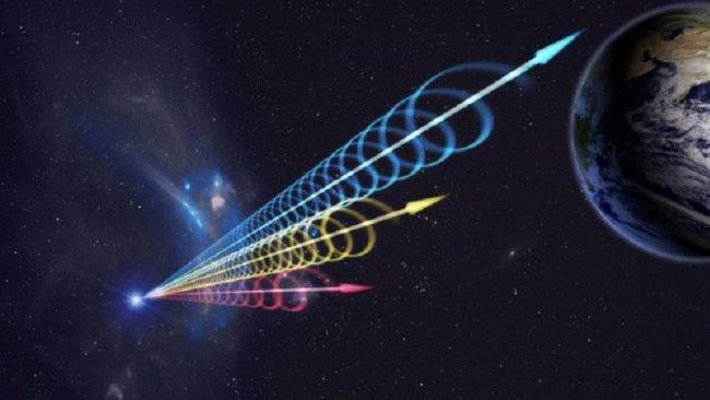 Bilim insanları: Başka bir galaksiden dünyaya gelen sinyaller gözlemledik