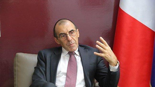 Fransız diplomat: Kürtler Kadim bir millet ve çok zengin bir kültüre sahip