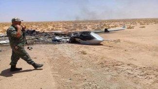 Haşdi Şabi: Bağdat yakınlarında bir İHA'yı vurduk