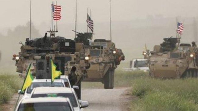 Koalisyon'dan YPG'ye 200 Tırlık askeri yardım