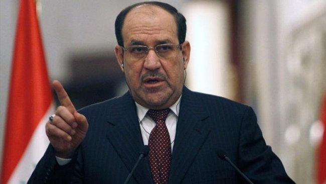 Maliki'den Haşdi Şabi'yi vuran İsrail'e tehdit