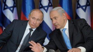 Putin ile Netanyahu görüştü: Gündem Suriye