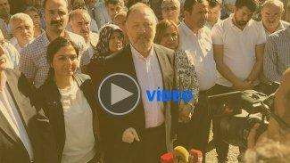Sezai Temelli'ye, Diyarbakır'da 'Ortak Vatan' tepkisi: Burası Kürdistan!