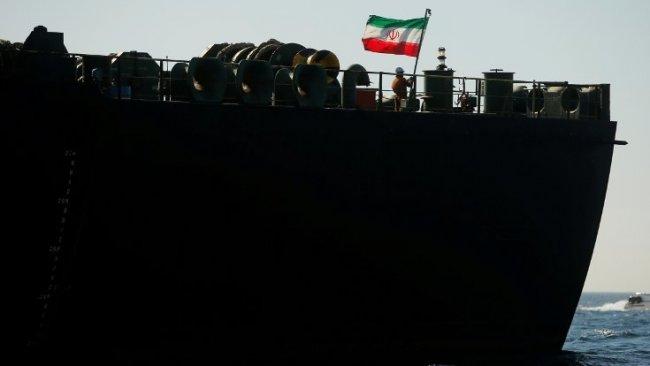 ABD'nin hedefindeki İran tankeri, Mersin'e gidiyor!