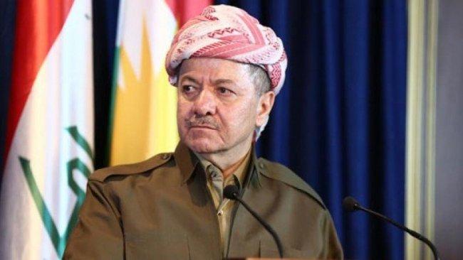 Başkan Barzani'den Peşmerge Bakanı'na taziye mesajı