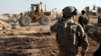 CENTCOM: Esper-Akar görüşmesi sonrası DSG siperlerini yıktı