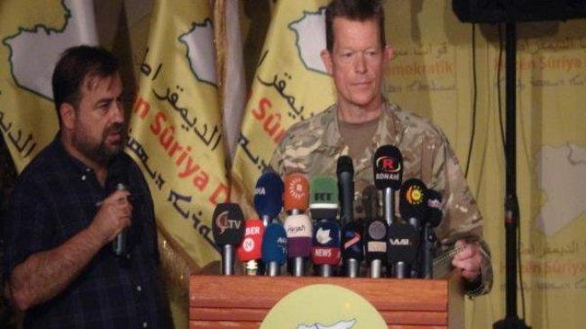 Koalisyon yetkilisi: Türkiye'nin müdahalesine izin vermeyeceğiz
