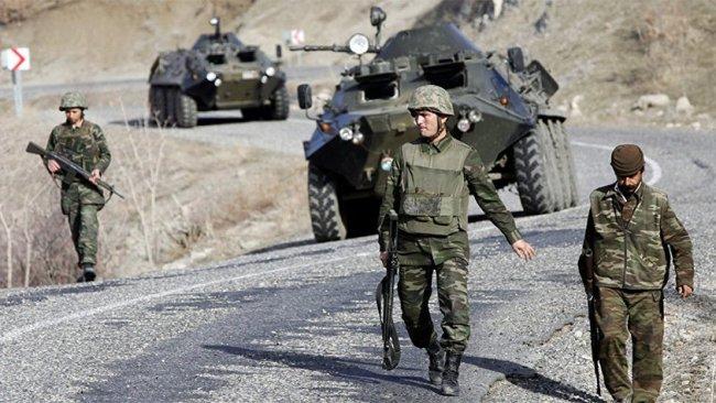 Türkiye'den PKK'ye yeni operasyon: Pençe-3