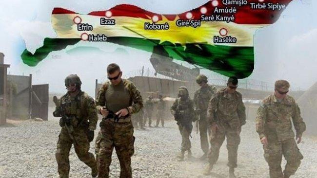 'ABD, Rojava'da yeni bir yönetimi destekliyor'